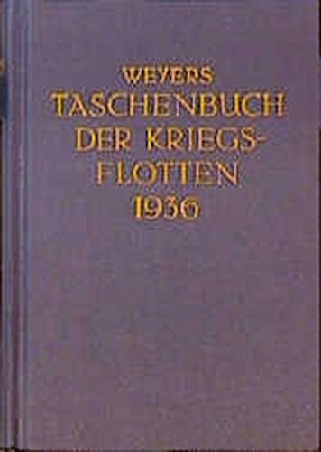 9783763745111: Taschenbuch der Kriegsflotten. XXX. Jahrgang 1936: 30. Jahrgang - 1936