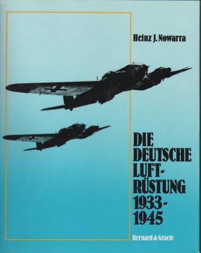 9783763754663: DIE DEUTSCHE LUFTRUSTUNG 1933-1945: BAND 2: FLUGZEUGTYPEN ERLA - HEINKEL.