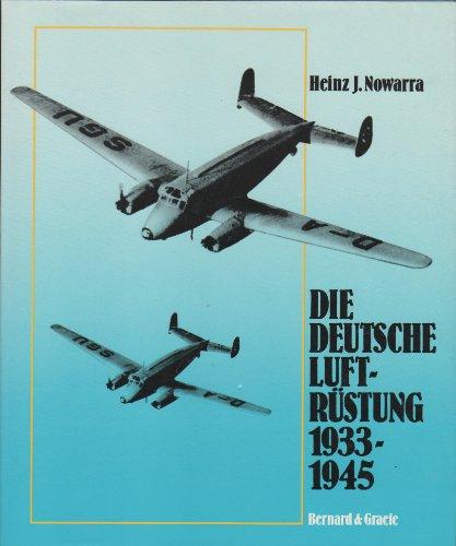 DIE DEUTSCHE LUFTRUSTUNG 1939-1945 ( German Air Armament) vol. 4 - Flugzueugtypen MIAG to Zeppelin:...