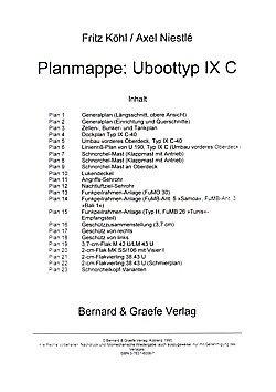 9783763760060: Uboottyp IX C (Livre en allemand)
