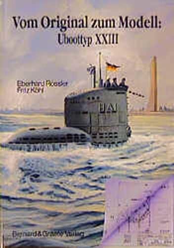 U-Boottyp XXIII: Eberhard,Köhl, Fritz Rössler