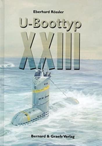 U-Boottyp XXIII.: R�ssler, Eberhard
