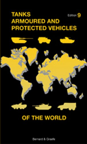 9783763762842: Armoured and Protected Vehicles of the World.