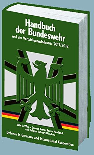 9783763762934: Handbuch der Bundeswehr und der Verteidigungsindustrie 2015/2016