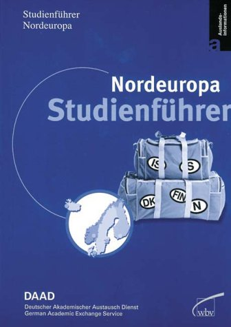 9783763904129: Studienführer Nordeuropa.