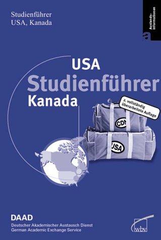 9783763904457: Studienf�hrer USA /Kanada