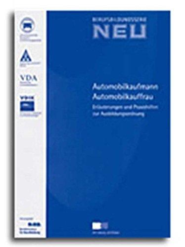 9783763937073: Automobilkaufmann / Automobilkauffrau