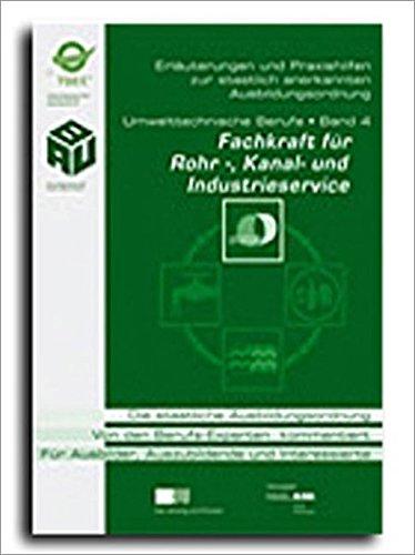 9783763937332: Fachkraft für Rohr-, Kanal- und Industrieservice