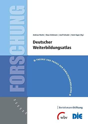 Deutscher Weiterbildungsatlas: Andreas Martin