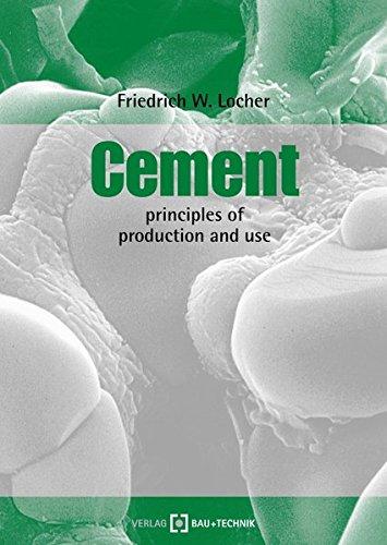 Cement: Friedrich W. Locher
