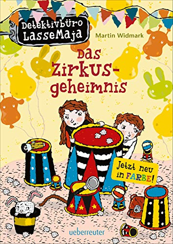 9783764150464: Detektivbüro LasseMaja 06: Das Zirkusgeheimnis