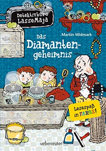 Detektivbüro LasseMaja - Das Diamantengeheimnis: Widmark, Martin /
