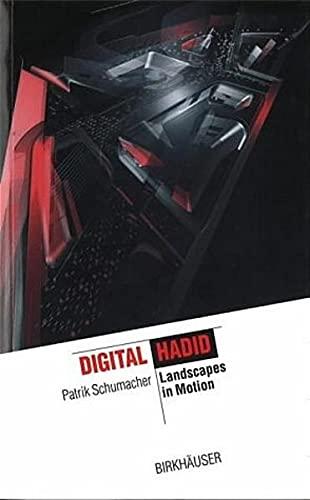 9783764301729: Digital Hadid: Landscape in Motion (BIRKHÄUSER)