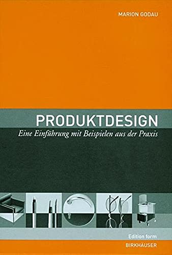 9783764305116: Produktdesign: Eine Einführung mit Beispielen aus der Praxis (BIRKHÄUSER)