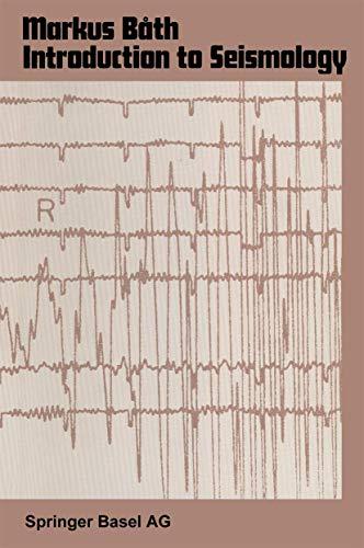 9783764309565: Introduction to Seismology (Wissenschaft und Kultur)