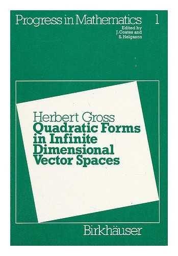 Quadratic forms in infinite dimensional vector spaces: Gross, Herbert