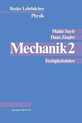 Mechanik 2: Festigkeitslehre: Ziegler