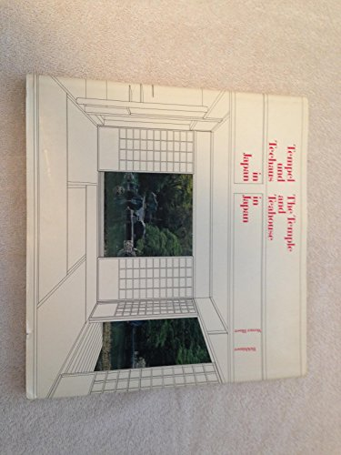 9783764319632: Tempel und Teehaus in Japan: The Temple and Teahouse in Japan (German and English Edition)