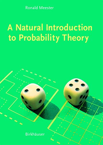 9783764321888: A Natural Introduction to Probability Theory