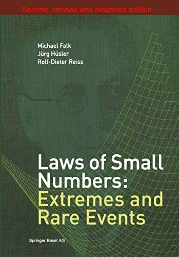 9783764324162: Laws of Small Numbers: Extremes and Rare Events (Oberwolfach Seminars)