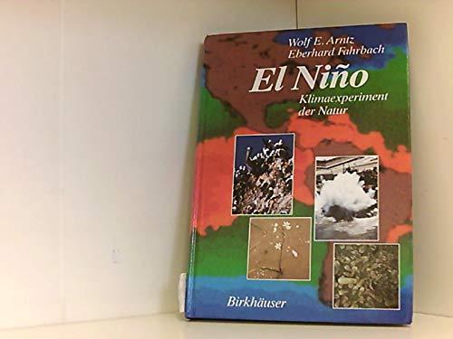 9783764325015: El Nino: EIN KLIMAPHÄNOMEN VON globaler Auswirkung