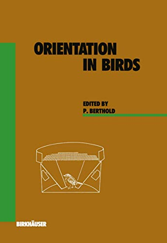 9783764326180: Orientation in Birds (Experientia Supplementum)
