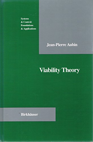 9783764335717: Viability Theory (Systems & Control)