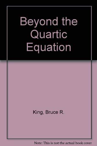 9783764337766: Beyond the Quartic Equation