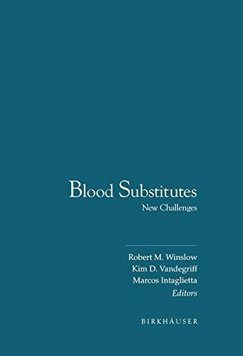 9783764338787: Blood Substitutes: New Challenges