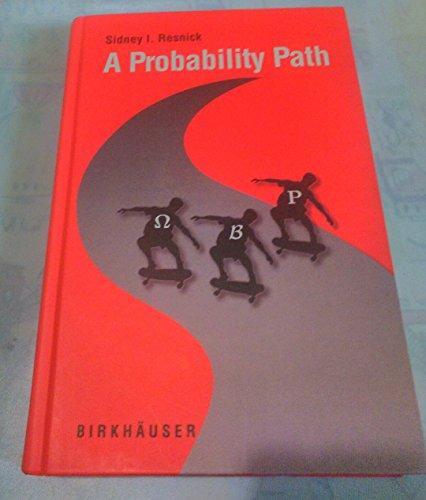 9783764340551: A Probability Path