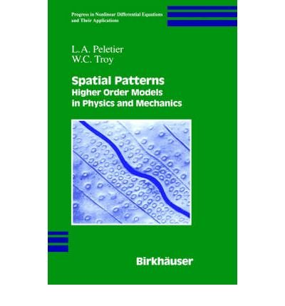 9783764341107: Spatial Patterns: Higher Order Models in Physics and Mechanics (Progress in Nonl