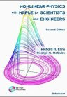9783764341190: Nonlinear Physics with MAPLE for Scientists and Engineers