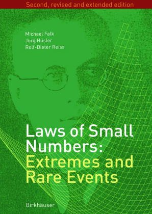 9783764350710: Laws of Small Numbers: Extremes and Rare Events (DMV Seminar)