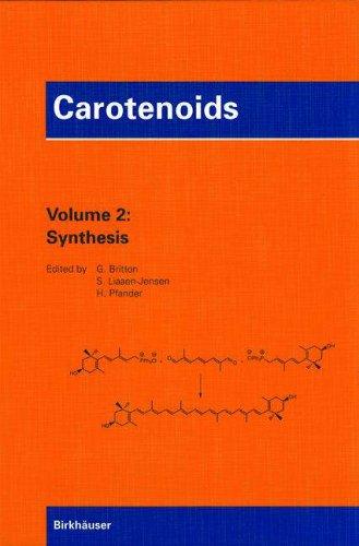 Carotenoids II. Synthesis: George Britton