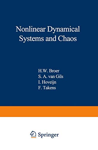 9783764353469: Nonlinear Dynamical Systems and Chaos (Progress in Nonlinear Differential Equations and Their Applications)