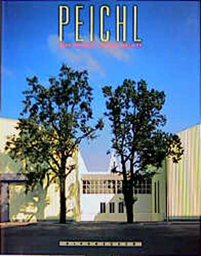 9783764353513: Gustav Peichl - Neue Projekte/New Projects (English and German Edition)