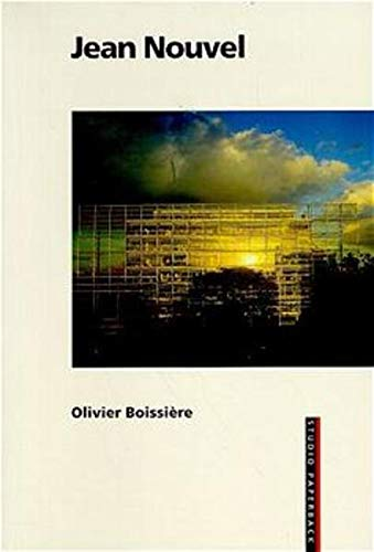 9783764353568: Jean Nouvel (Studio Paperback) (German and English Edition)