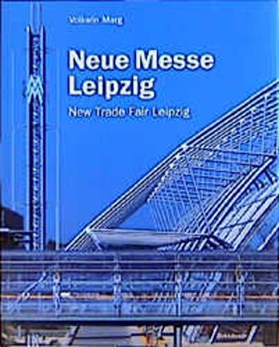 New Trade Fair Leipzig Von Gerkan Marg: Volkwin Marg