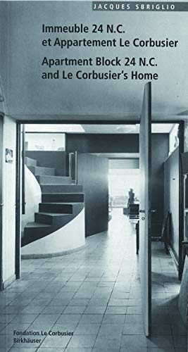 9783764354329: 24 NC, maison de Le Corbusier
