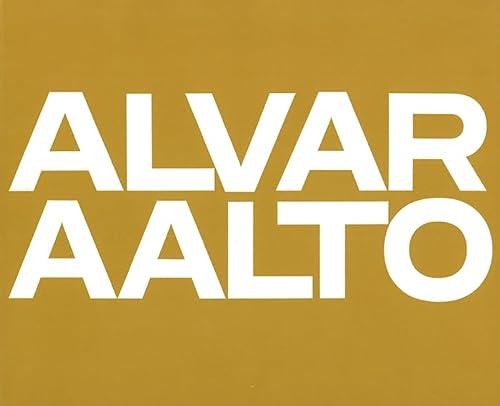 9783764355012: Alvar Aalto, Vol. 2: 1963-1970