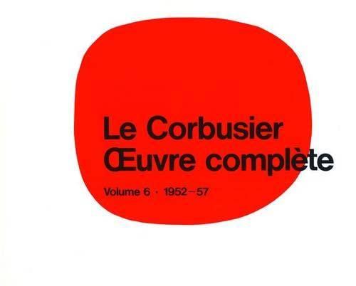 9783764355081: Oeuvres complètes de Le Corbusier (1952-1957)