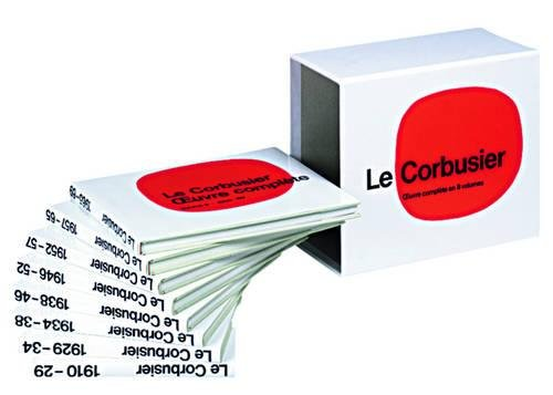 9783764355159: Le Corbusier : Complete Works (Oeuvre Complete) in Eight Volumes