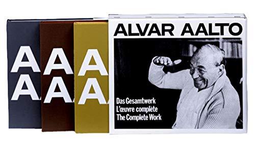 9783764355173: Alvar Aalto: Das Gesamtwerk / L'oeuvre compléte / The Complete Work (3 Volumes)