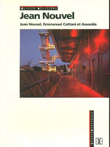 9783764355784: Jean Nouvel, Emmanuel Cattani Et Associes