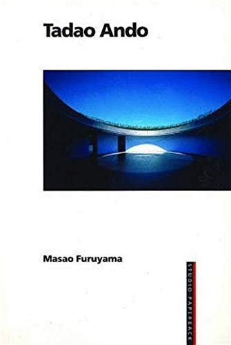 9783764355838: Tadao Ando (Studio Paperback) (Studio paperbacks)