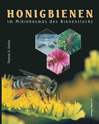 9783764356064: Honigbienen: Im Mikrokosmos des Bienenstocks (German Edition)
