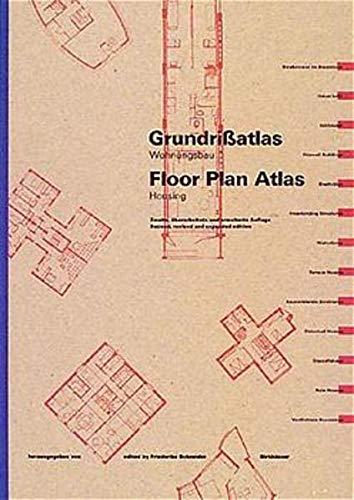 9783764356651: Floor Plan Atlas: Housing: