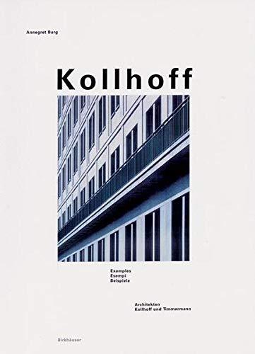 9783764357719: Kollhoff: Examples/Esempi/Beispiele