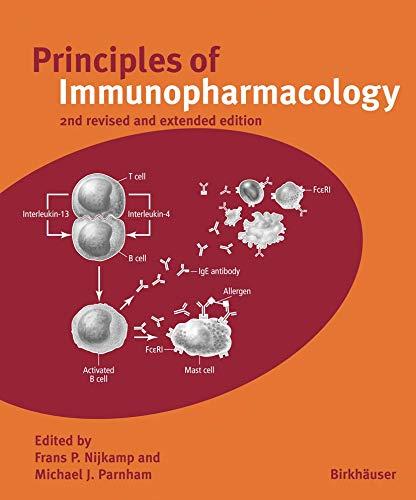 9783764358044: Principles of Immunopharmacology