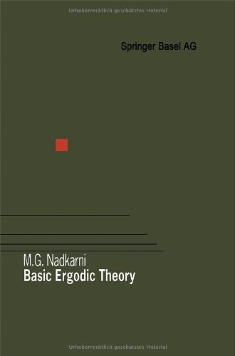 9783764358167: Basic Ergodic Theory (Birkhäuser Advanced Texts Basler Lehrbücher)